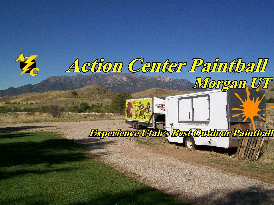 Action center paintball field information